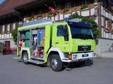 Images of Schweiz MAN L2000 10.220 Feuerwehr 1993–2000