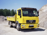 Images of MAN LE2000 8.180 Tipper 2000–06