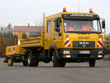 MAN LE2000 8.180 Crew Cab Tipper 2000–06 images