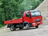 MAN LE2000 8.180 Tipper 2000–06 wallpapers