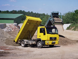 Pictures of MAN LE2000 8.180 Tipper 2000–06