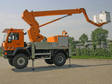 MAN LE2000 18.280 4x4 Lift Platform 2001–06 wallpapers