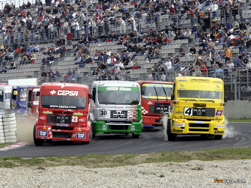 MAN Race Truck wallpapers (800x600)