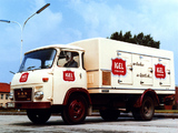 Pictures of MAN-Saviem 485F 1967–77