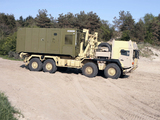 MAN SX Military KMW Armoured Cab 2004 images