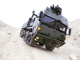 Photos of MAN SX Military KMW Armoured Cab 2004