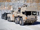 Pictures of MAN SX Military KMW Armoured Cab 2004