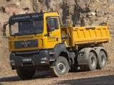 Photos of MAN TGA 26.480 Tipper 2000