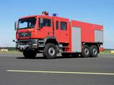 Photos of MAN TGA 26.480 Firetruck by Schmitz 2000