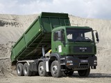 MAN TGA 35.430 Tipper 2000 wallpapers