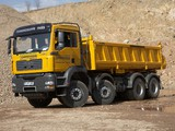 MAN TGA 35.480 Tipper 2000 wallpapers