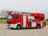 MAN TGM 15.290 FC/FLC/FLLC Metz DLA(K) 23/12 Typ L32A 2008–12 pictures