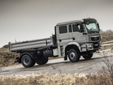 MAN TGM 18.340 FAK Crew Cab Meiller-Kipper 2012 photos