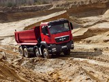 MAN TGS 41.400 Tipper 2007 images