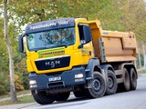 MAN TGS 41.440 Tipper 2007 images
