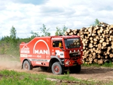 MAN TGS Rally Truck 2007 pictures