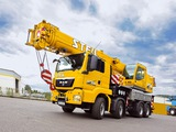 Pictures of MAN TGS 41.480 Crane 2007