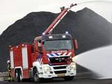 MAN TGS 26.400 Feuerwehr 2007 wallpapers
