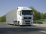Pictures of MAN TGX 4x2 2007–12