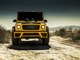 Pictures of Mansory Mercedes-Benz G-Klasse (W463) 2016