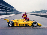 Penske Racing Pennzoil Z-7 March 84C Chevrolet V8 1984 images