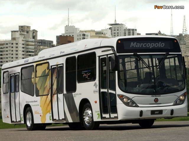 Marcopolo Gran Viale Hybrid 2007 wallpapers (640 x 480)