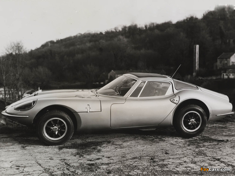 Marcos 1600 GT 1966–69 images (800 x 600)