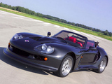 Marcos LM500 Spyder 1997–99 wallpapers