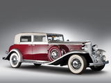 Images of Marmon Sixteen Convertible Sedan 1933