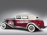 Photos of Marmon Sixteen Convertible Sedan 1933