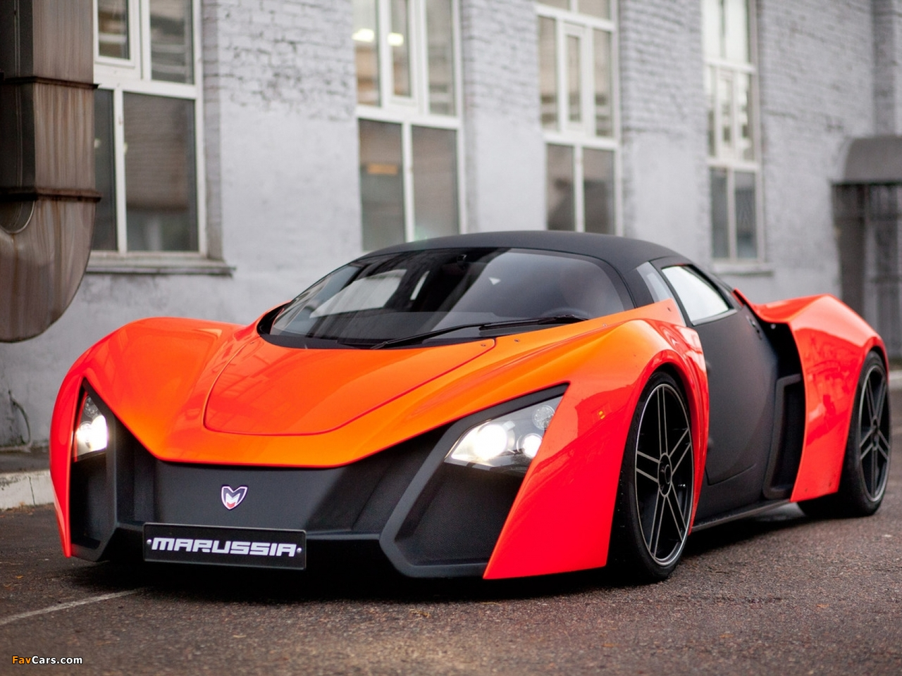 Marussia B2 (4114-000010-01) 2009–14 images (1280 x 960)