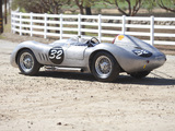 Pictures of Maserati 200S 1955–56