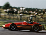 Maserati 250F 1954–60 wallpapers