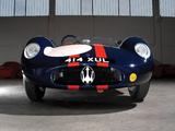 Maserati 250S 1955–57 pictures