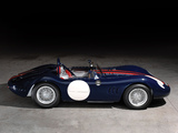 Maserati 250S 1955–57 wallpapers