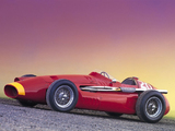 Photos of Maserati 250F 1954–60