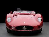 Pictures of Maserati 250S 1955–57