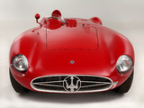 Maserati 300S 1956–58 wallpapers