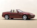 Images of Maserati Spyder 2001–07