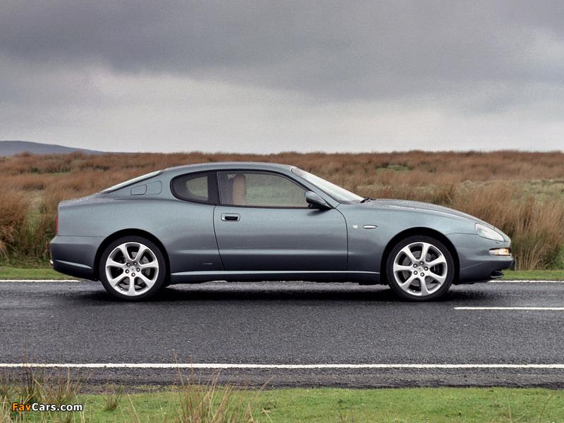 Images of Maserati Coupe UK-spec 2002–07 (800 x 600)