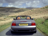 Images of Maserati Spyder UK-spec 2002–04