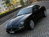 Images of Maserati GranSport AU-spec 2005–07