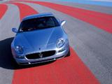 Images of Maserati Coupe 2002–07