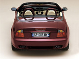 Maserati Spyder 2001–07 pictures