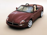 Maserati Spyder 2001–07 wallpapers