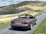 Maserati Spyder UK-spec 2002–04 pictures