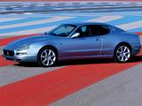 Maserati Coupe 2002–07 pictures