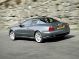 Maserati Coupe UK-spec 2002–07 wallpapers
