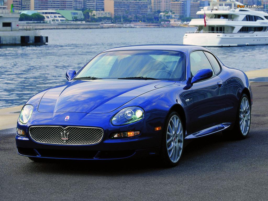 Maserati GranSport 2005-07 images (1024x768)
