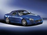 Maserati Spyder 90th Anniversary 2005 pictures
